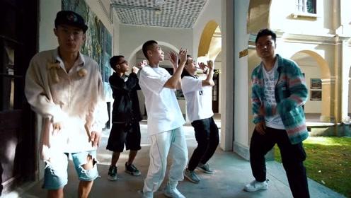 国内bbox大神West-K首支MV,看见中国嘻哈的实力!