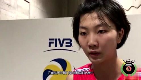 郎平挖对了矿!找到决定中国女排东奥成绩的关键人,不是朱婷