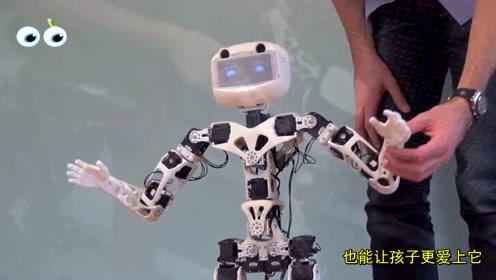 3个高科技玩具机器人,现在小孩的玩具也太高级了