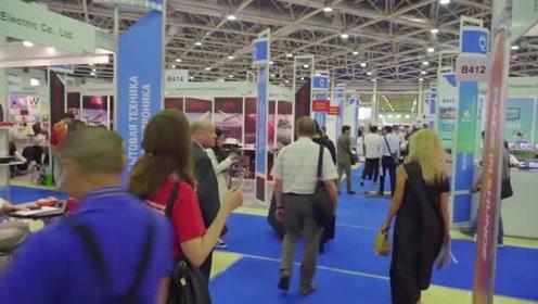 中国消费品火热俄罗斯市场