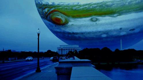 """可怕的""""木星之眼"""""""