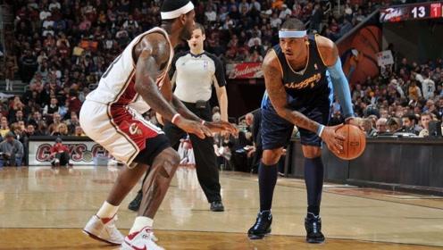 下赛季会回归NBA吗?安东尼生涯关键球&绝杀球合集