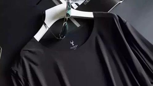 日本又有黑科技!爆单40W羊奶丝肌肉T恤!3秒降温5度!