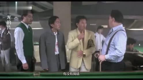 男子桌球赌钱输太多,不料乡下侄子一上手,对手裤衩都差点输!
