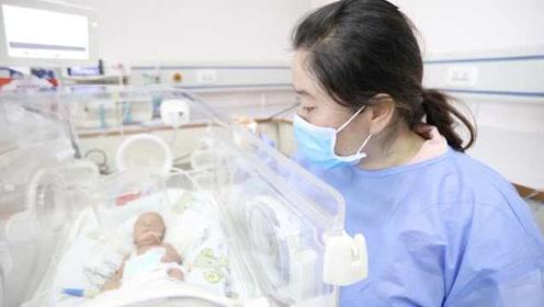 盼了10年!女子流产5次产子,婴儿早产患21种病
