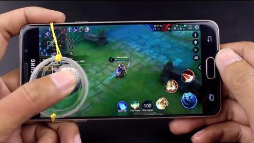 自制手机遥感球:以后玩起游戏,还怕操作不好吗?