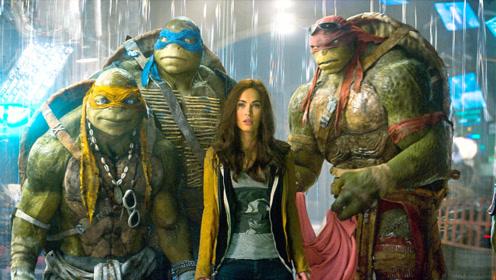 女孩养了四只小乌龟,结果长大后乌龟变异,维护了世界和平!