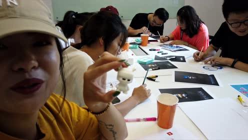 亲自画个米兔是什么体验?小米社区管理员们今天亲自上阵了