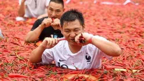 5个国家比赛吃辣条,最终中国大学生胜出,方法很重要