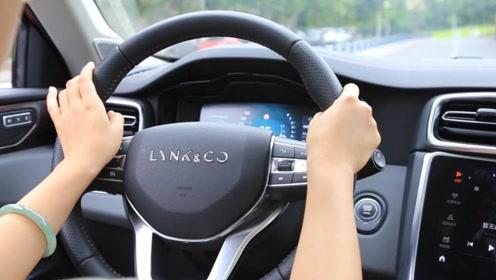 年轻人需要什么样的城市SUV?看看新领克01这个标杆