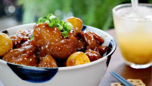 胭脂梅焖排骨配盐味梅子苏打,入伏专供食谱