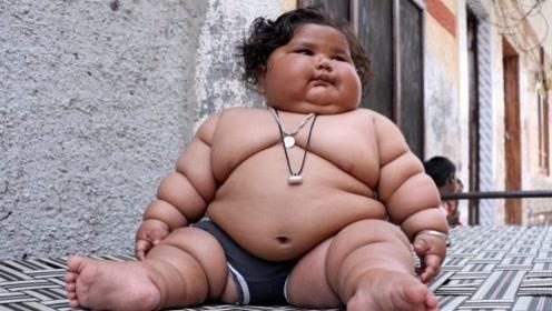 """出生时重达14斤的""""巨婴"""",时隔37年后,生活过得怎么样了?"""