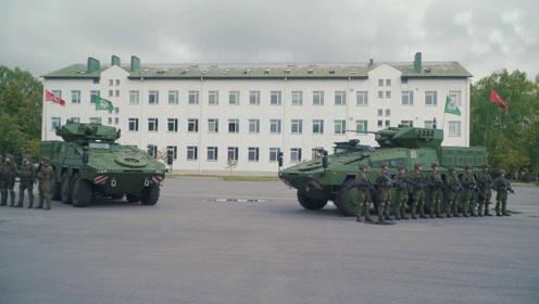 德国的拳击手,立陶宛的维卡斯,这么贵的战车,是冲俄罗斯去的吗