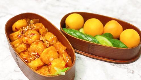 爽滑鲜嫩、汁多味浓,这份酱烧日本豆腐美味无穷,很是下饭!
