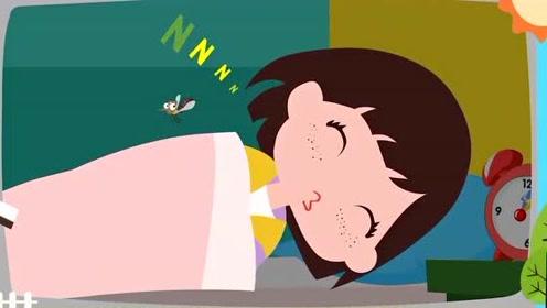 晚上那么黑,找蚊子难于登天,但蚊子又是怎么找到你的?