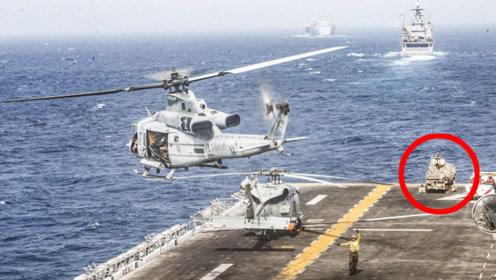 伊朗无人机没被击落?美军:新武器干扰使其失能