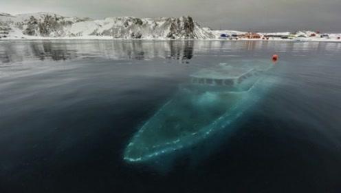 南极发现不明物体,疑似来自外星,科学家:或许人类早就被监视了