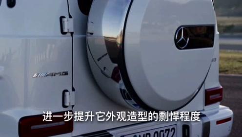 AMG未满足于现状:纯正德国工艺G63-AMG硬派SUV典范