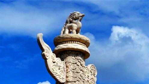 天安门前的华表,重20吨屹立500年不倒,它们到底有何作用?