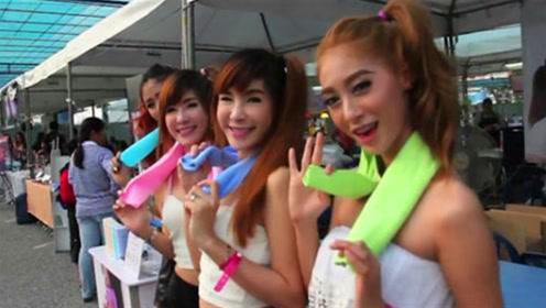 泰国旅游走在街上时,为什么别接陌生女孩递的毛巾?听导游怎么说