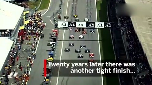 F1奥地利站历史:那些戏剧性的最后一圈