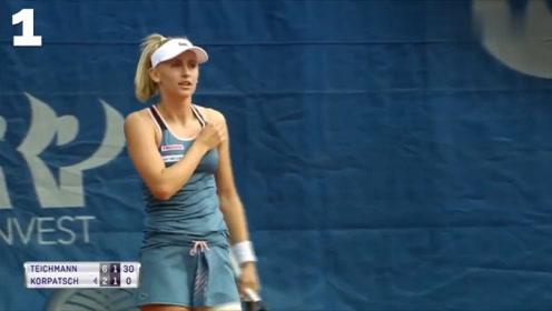 一年得两个WTA女单冠军 泰希曼是触底反弹还是青云直上?