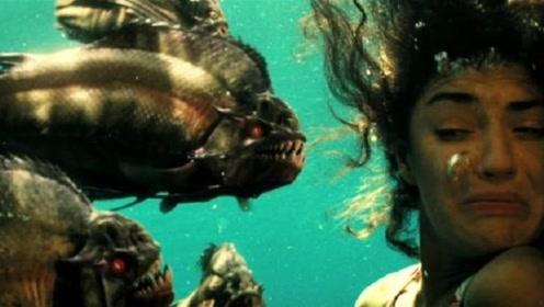 为什么食人鱼没有称霸亚马逊河?因为这种生物是他们的天敌!