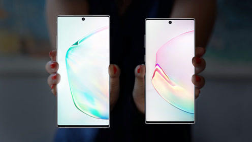 三星Note 10系列发布,还有5G版可供选择