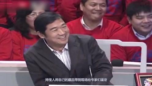 王刚失手砸了值2亿古董,节目因此停播,而谁该承担责任?