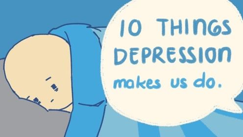 抑郁症会给一个人带来怎样的影响?