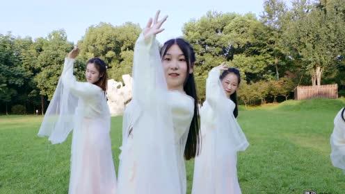 唯美中国舞 《雪落下的声音》