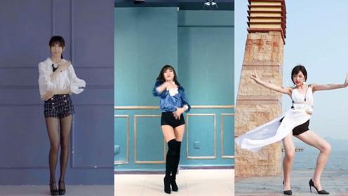 这就是精致的颜值?美女翻跳《已经12时》跳舞的样子可真动人!