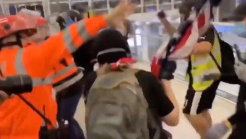 香港暴乱持续 新西兰:必要时撤回在港公民