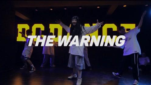 重庆龙酷街舞Hiphop班舞蹈展示《The Warning》