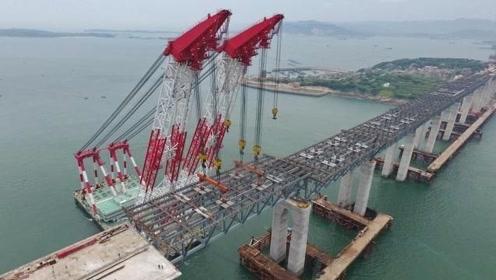 喜讯!中国又一座跨海大桥完工,或将直通台湾?