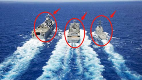 中国南海出现3个哪吒,5天将南海闹翻,美日大呼要变天