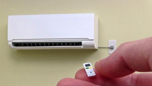 小伙DIY微型空调,这动手能力也太强了!