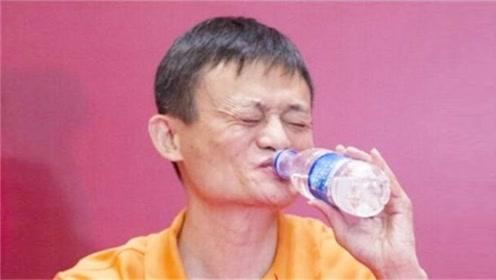 世界上最贵矿泉水,一瓶60000美金,马云喝也心痛