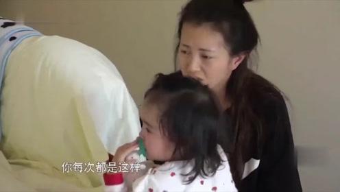 饺子的教育方法真好,就算饺子大闹,妈妈教育她也不插话!