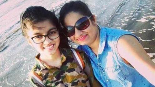 印度女星杀17岁女儿后自杀,不幸的家庭酿成悲剧