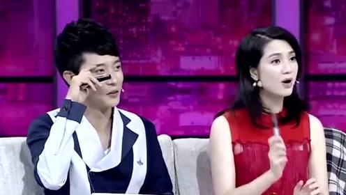 """洪欣罕见晒张丹峰视角,与女儿齐变""""大头娃娃"""",彤彤超像爸爸"""