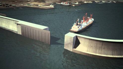 """日本偷学中国技术,想在海上造""""长城"""",但成品让人太失望!"""