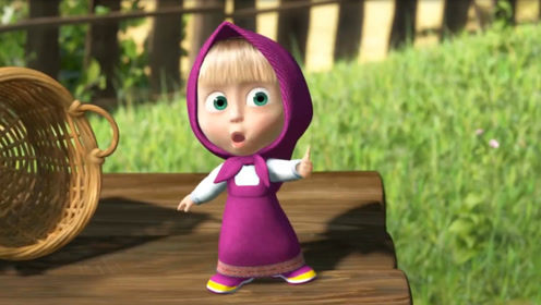 丽莎偷吃小熊果酱,小熊离家出走,丽莎一招让小熊回心转意!
