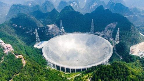 """中国天眼遭遇暴雨会变成""""汤锅""""吗?科学家来告诉你什么叫高科技"""