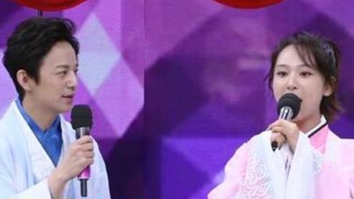 何炅问杨紫:张一山结婚了你咋办?杨紫7字回应,网友:心疼