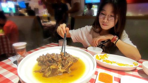 到上海吃晚饭,一桌菜花了200元,菜一上来感觉有点坑!