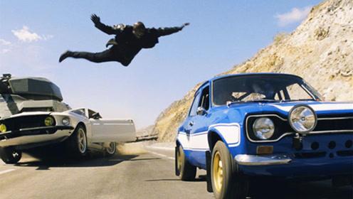 电影里高速跳车不受伤是真的吗?老外亲身体验,不用玩这么大吧!