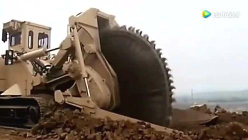 十大工程机械之一,大齿轮巨兽!
