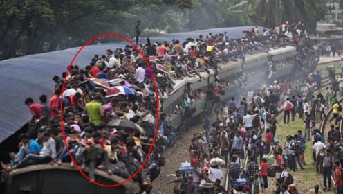 印度号称高铁将比肩中国!运行当天就被打脸,网友:还是中国强