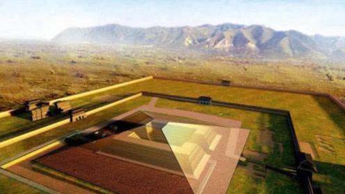 专家用B超探测秦始皇陵,看到结果傻了眼,地下竟有工程在运行
